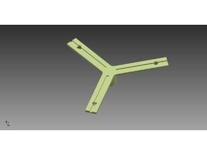 Mikrowellenkreuz Reparatur Adapter/ Microwave cross repair