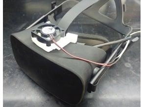 Oculus Rift CV Powered Ventilation
