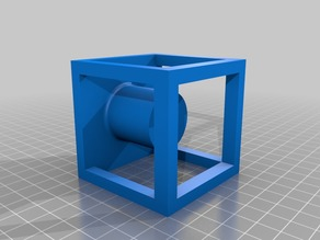 Candlestick holder for 22mm candle