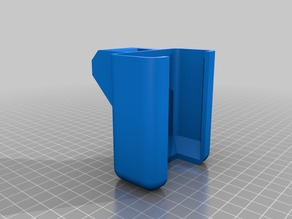 Parametric Clamped Device Holder