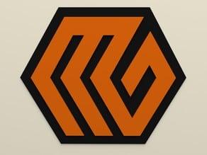 MakerGear Logo Multi-material