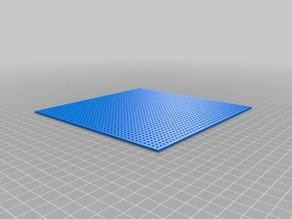 My Customized Openscad grid creator parameterised