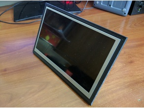 7'' LCD + controller stand