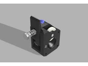 Bondtech BMG Style Geared Extruder