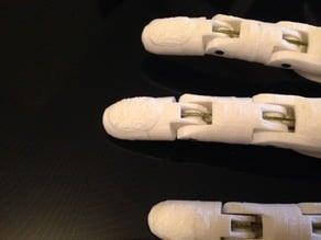 Fingerprint for InMoov robot hand
