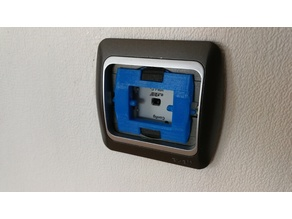 Homematic ELBI (EL-BI) TUNA adapter for brand switches