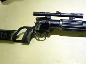Boba Fett EE-3 carbine blaster rifle