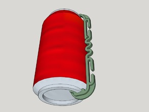 molle soda can holder [Update 1]