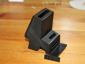 Commodore 64 Bunny shaped enclosure for uIEC re-mixed by COREi64
