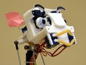 Affective Robot Head