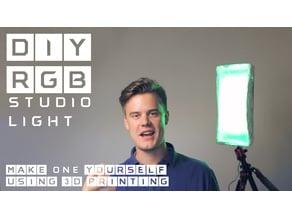 RGB LED Studio Light