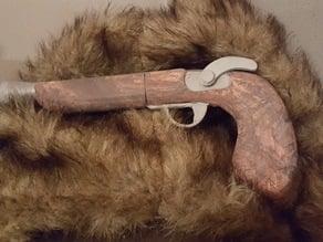 Flintlock Pistol Inspired Prop