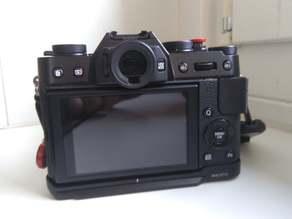Fujifilm X-T10 Thumbrest