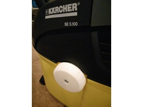 Kärcher SE 5.100 / 6.100 Head closure Wheels
