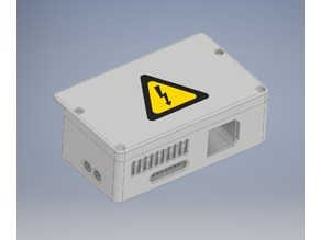 Powersupply Cover 2.0 (for 24V)