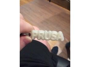 Prusa Keychain