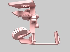 Joint Robot in a Mounting