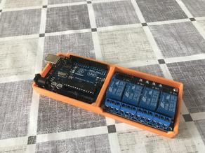Automation - Arduino / Relay Board Holder