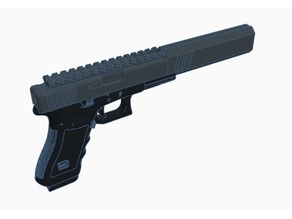 cyma g18c Surpressor / Airsoft g18 / Glock 18c