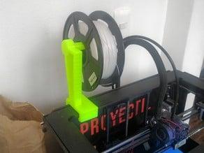 Makerbot Spool Holder #FilamentChallenge