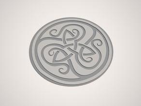 Celtic knot easy print