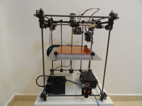 Ekobots - Box-H 3D Printer.