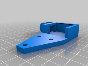 Anet A8 y Axis Cable Chain Connector 10x10mm