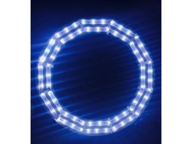 Circular Led Strip Holder For 3528 Led Strip By Sb43201
