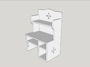 Sylvanian furniture + drawers