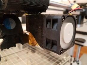 e3d v6 fan duct 40mm