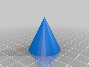30 mm cone test