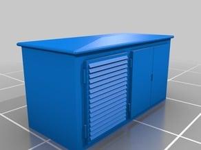 trafo cabinet