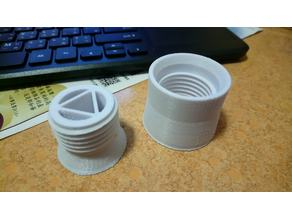 (Testテスト) Spiral & Slope Test 斜面與螺紋測試組