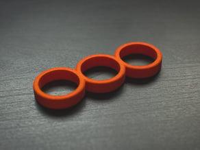 The Simplex - Fidget Spinner