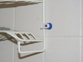Nerf Dart Shower Caddy Anchor (Parametric)