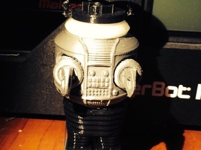 Lost In Space Robot - B9 - Parted