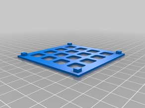 Adafruit Neopixel minimal case