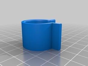Half inch pvc clip