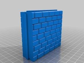 Thick Stone Wall - Interlock