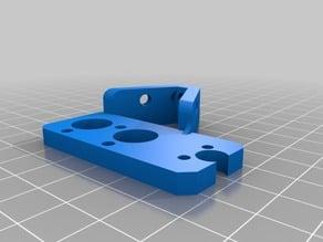 Modular x Cyclops holder with SN04 sensor attachment