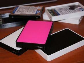 Mobile Hard Drive: 2.5 Inch USB 3.0 SATA
