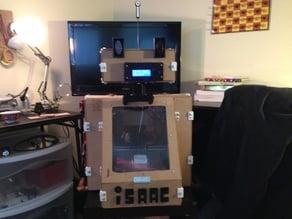 I.S.A.A.C 3-d Printer case