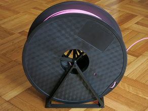 Triangular Spool Holder