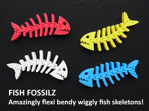 Fish Fossilz