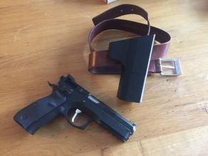 Holster for CZ75 SP01 Shadow