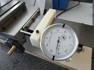 Indicator Holder for Taig Lathe