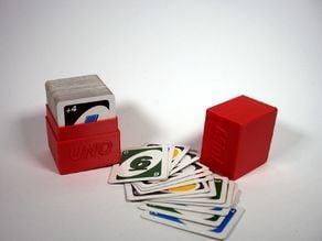 Mini UNO Card Game Box