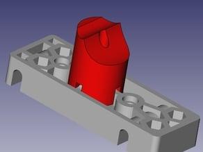 Ninjaflex adapter (for K8200/3Drag)