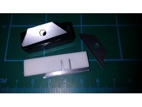 Mini Utility Knife Blade Holder