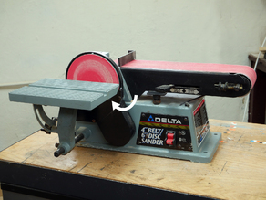 Table Hinge for Delta Belt/Disc Sander